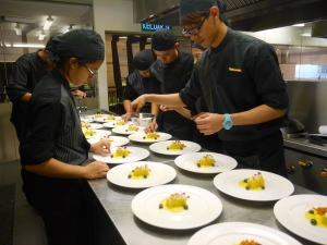 Top notch kitchen facilities at YTL International College of Hotel Management (YTL-ICHM)