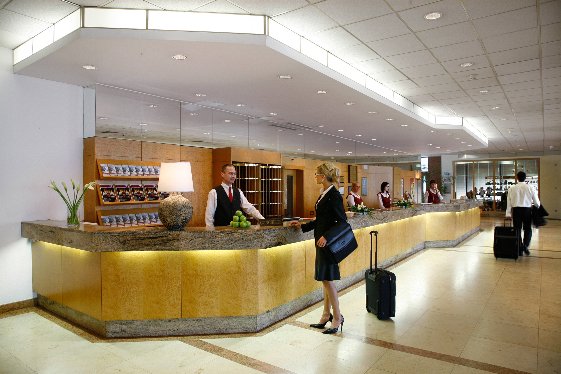 Hotel Rezeption Job Wien