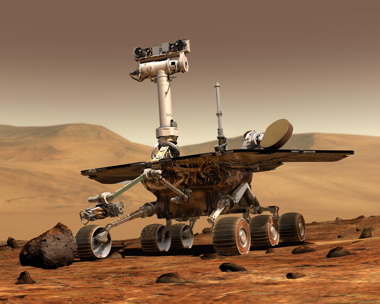 mars rover control - photo #23