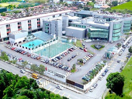 UCSI University Sarawak Isthmus Campus | EduSpiral Consultant ...