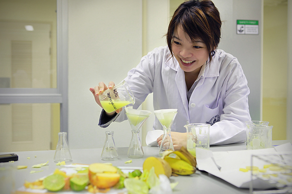 Food Science failing subjects many times in college