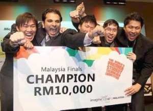 Asia Pacific University Students Champions in the Microsoft Imagine Cup