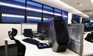 Area51 Game Development Studio at KDU University College Utropolis Glenmarie