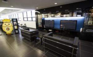 Area51 Game Vault for Game Development Students at KDU University College Utropolis Glenmarie