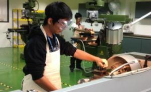 Mechanical Engineering Lab at KDU University College Utropolis Glenmarie
