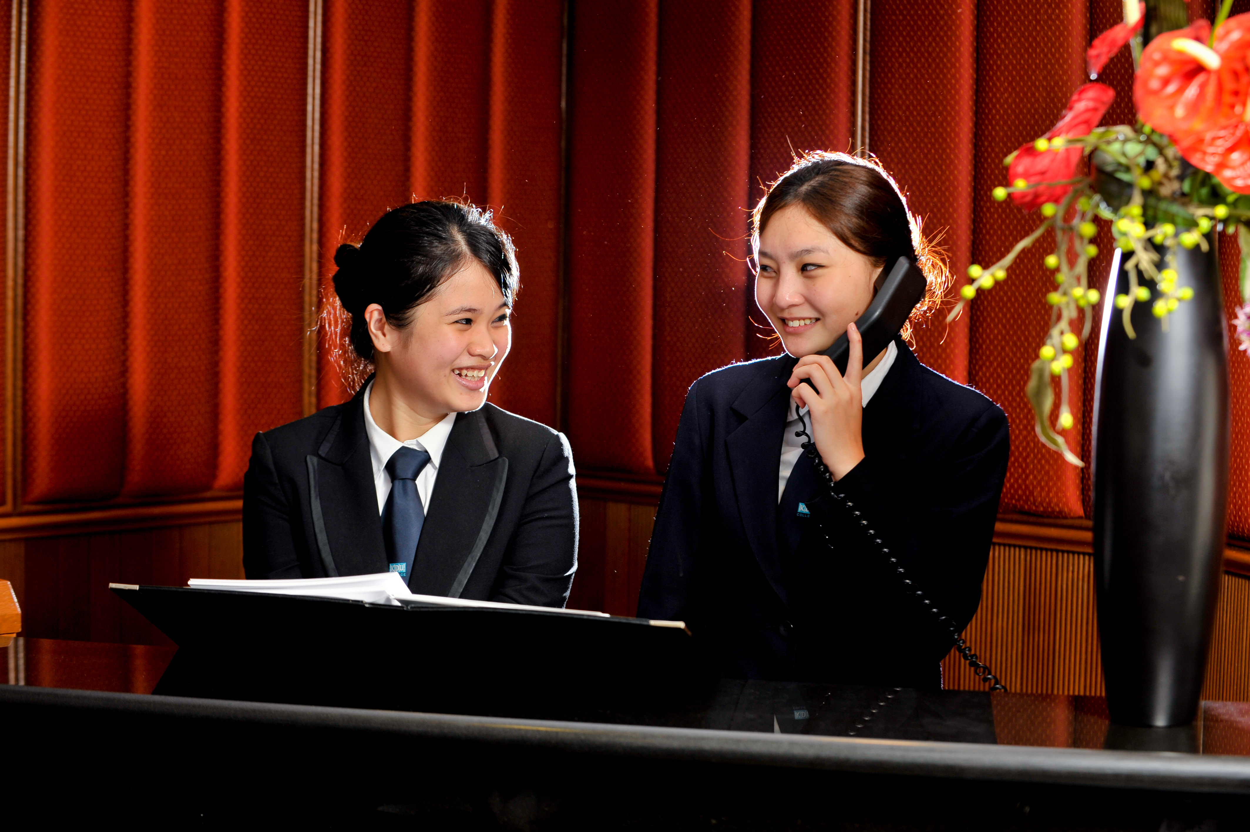 Hotel and Hospitality Management colleges for communications major
