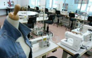 Facilities available for the Fashion & Marketing design students at UCSI University