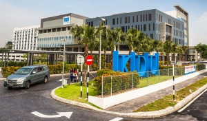 KDU University College Utropolis Glenmarie purpose built campus