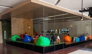 Student Lounge at KDU University College Utropolis Glenmarie