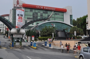 UCSI University is ranked Tier 5 or Excellent in the SETARA 2013 offers state-of-the-art facilities at their strategically located campus in Cheras, KL