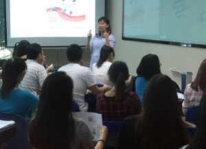 Students at UCSI University are taught by qualified and experienced lecturers