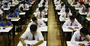 Focus and keep calm during your SPM or UEC Exam