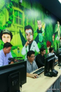 3D Animation Lab at UCSI University