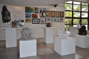 Interior Design students' projects on display at KBU International College