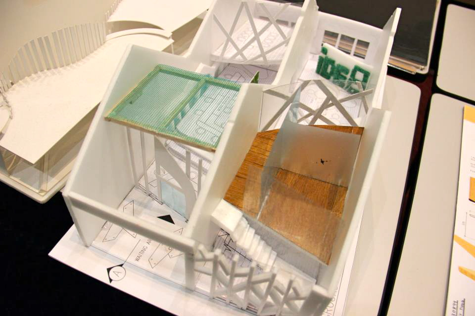 Architecture Students Project At UCSI University