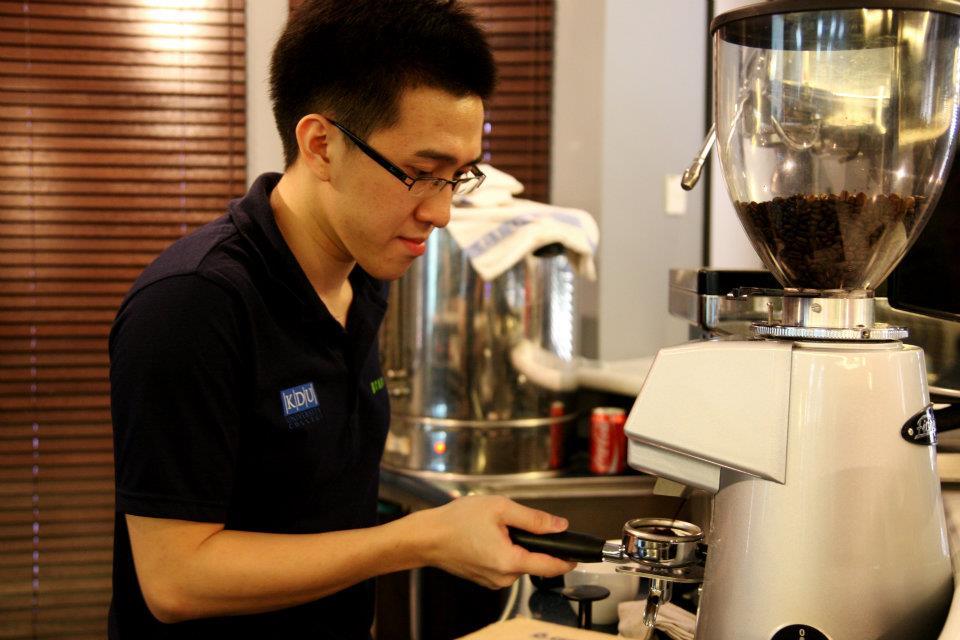 Coffee Lab at KDU University College