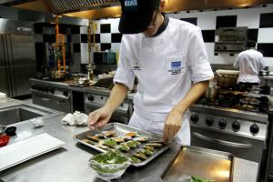Students will graduate with a Diploma from the prestigious Swiss IMI. Another unique feature at KDU is that students can take the degree in Italian Culinary.