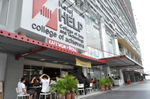 HELP College of Arts and Technology, part of the HELP Education Group, is a new campus located strategically near the Chan Sow Lin LRT station in Kuala Lumpur.