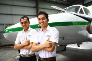 Nilai University Aircraft Maintenance Engineering