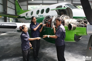 Nilai UniversityHangar