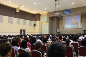 Auditorium at KDU Penang University College
