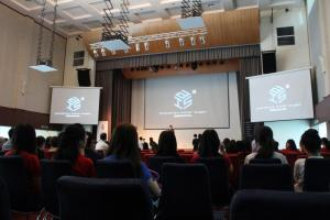 The auditorium at UCSI's North Wing campus