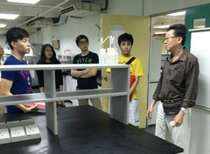 EduSpiral took a lot of time to explain to me the different types of courses that could suit me. EduSpiral then took us on a tour of the Pharmacy labs and other facilities at UCSI. Ka Jun, Pharmacy at UCSI University