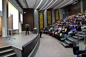Curtin University Sarawak auditorium