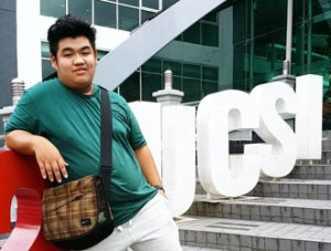 While some agents were pushing me to go for universities, EduSpiral took time to share information and take me and my friends for campus tours to help us make a better decision. Paul Kit, Finance at UCSI University