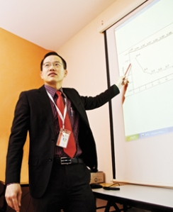 Dr Toh Kian Kok, Actuarial Science professor at UCSI University