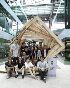 Award-winning architecture design from UCSI University