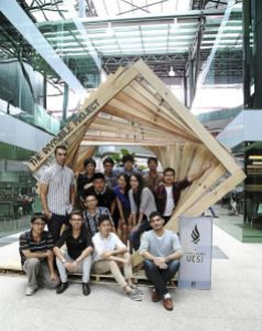 Award-winning architecture design from UCSI University