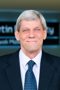 Professor Michael Cloke, Curtin Sarawak, Dean, School of Engineering and Science