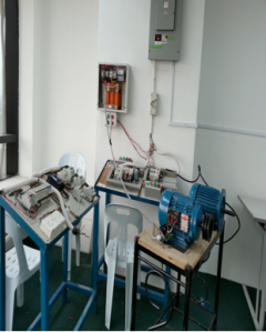 Motor Power Control Centre at ITB