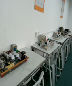 Pneumatic Lab at ITB