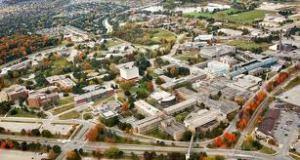 University of Waterloo campus in Ontario, Canada