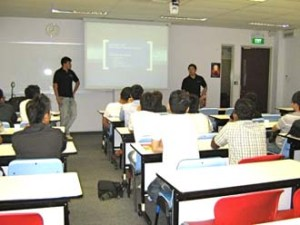 MDIS Singapore students are taught by top lecturers in the industry