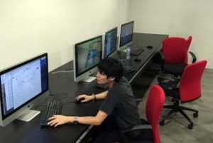 Mac Lab at KDU University College's new campus at Utropolis Glenmarie