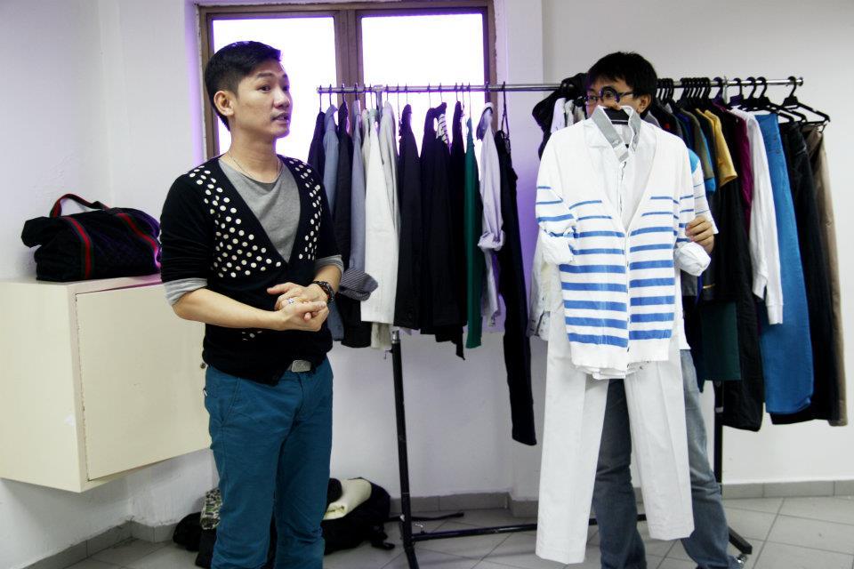 Malaysian Fashion Brand At Lfw