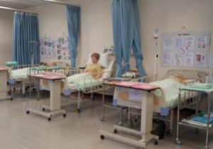 Nilai University provides excellent facilities for the Nursing students