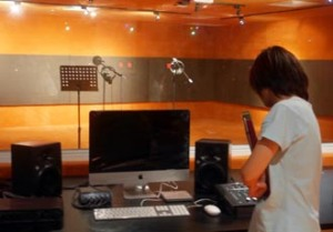 Professional Recording Studio at KDU University College's new campus at Utropolis Glenmarie