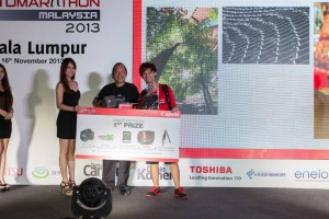 Canon 'PhotoMarathon Malaysia 2013' Competition JUNIOR CATEGORY Champion - Ong Kai Wei from Saito College