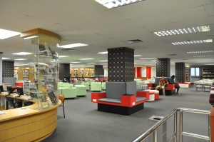 A conducive learning environment at KDU University College's library