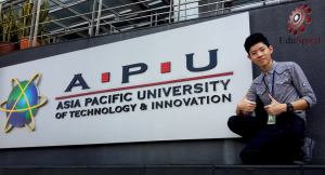 After I finished my SPM, I felt confused about my further study. Because of Eduspiral, I am able to pursue my studies at Asia Pacific University. Eduspiral, was so patient to answer all my questions and even brought me to visit the university when I went to KL alone. Jeremy Lee, APU scholarship student