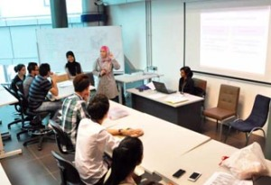 UCSI University architecture students are taught by qualified & experienced lecturers