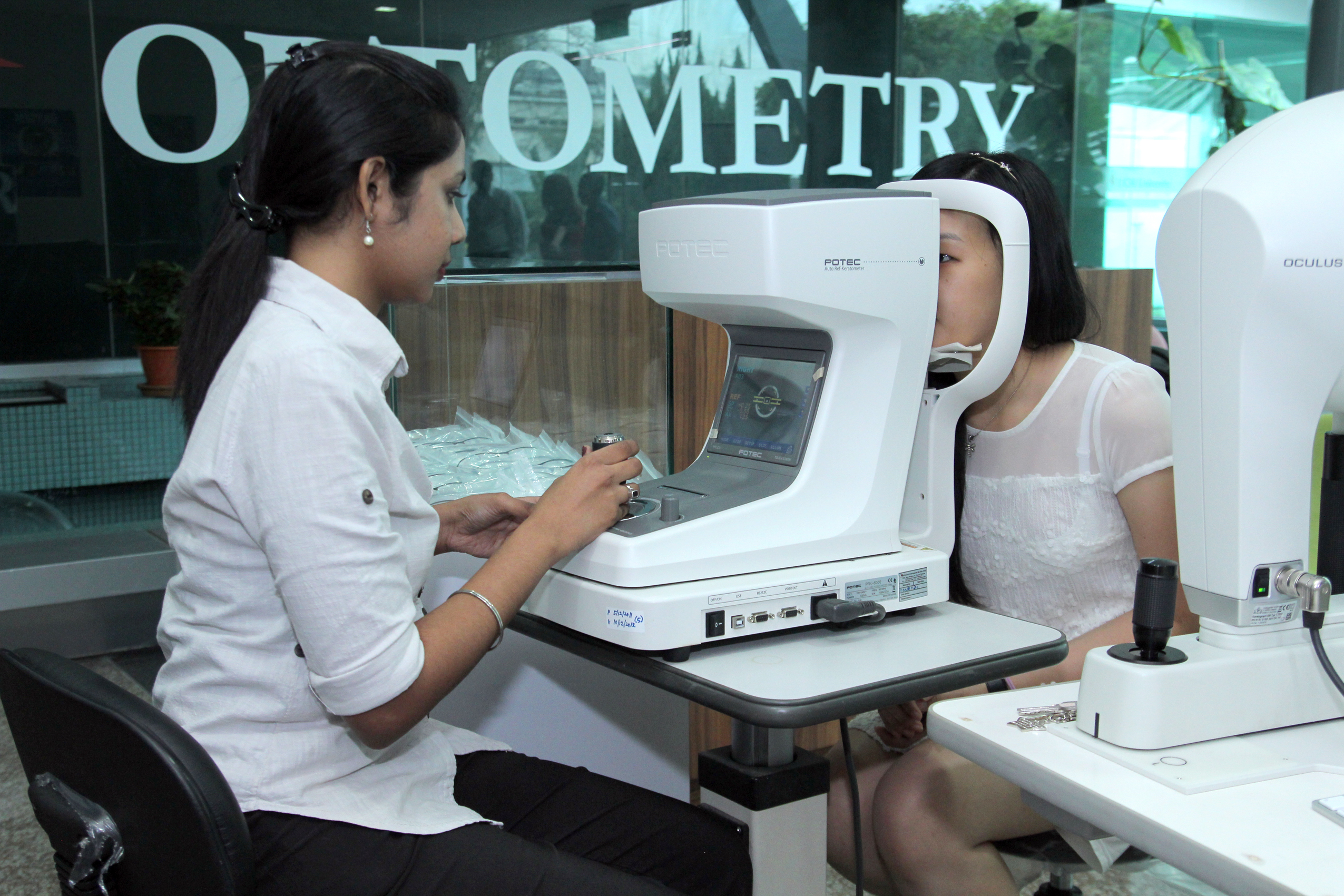 Optometry top colleges for english major
