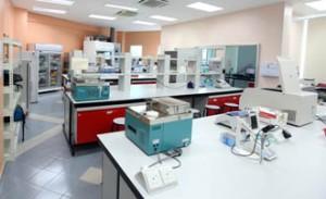 Phytochemistry lab for Pharmacy students at UCSI University