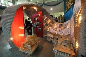 UCSI University Architecture students' project
