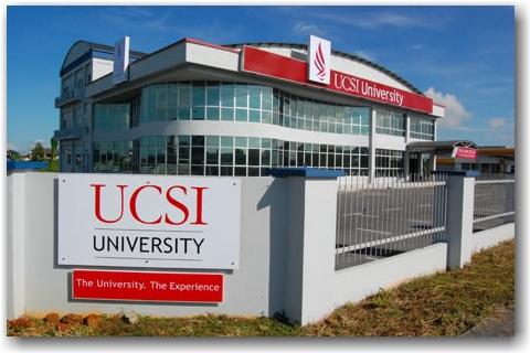 UCSI University Kuching Campus in Sarawak