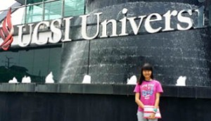 EduSpiral helped me with my scholarship application, registration and took me on a campus tour as well. Hui Teng, Food Science with Nutrition at UCSI University